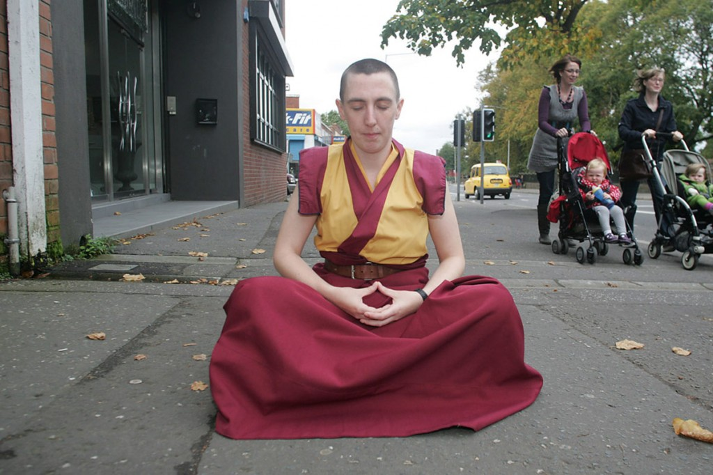 At one with modern day Buddhism | Belfast Media Group