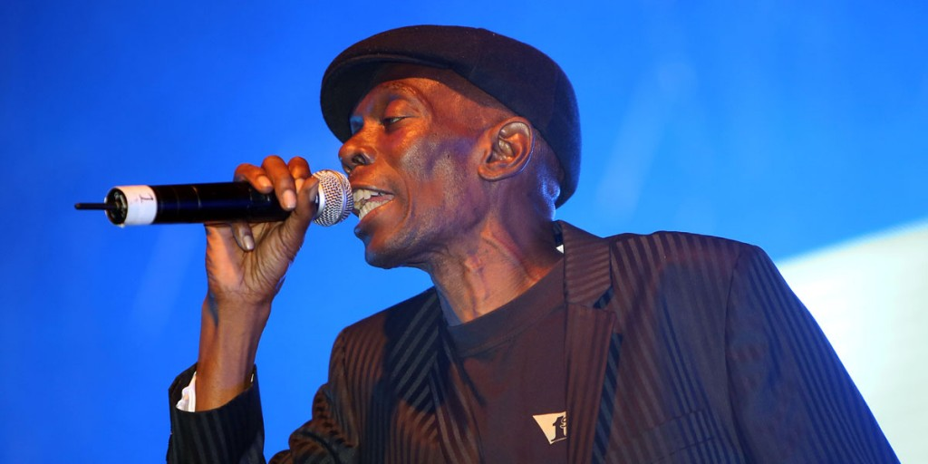 Faithless entertained the masses at the Féile Big Top