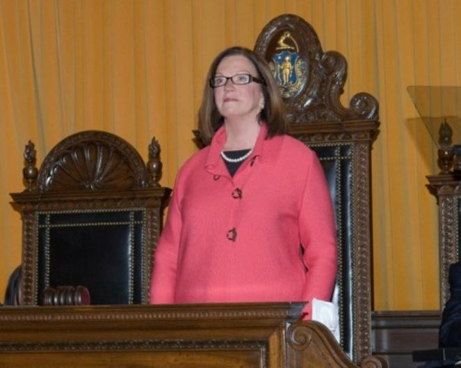 Therese Murray, State Senate President Massachusetts