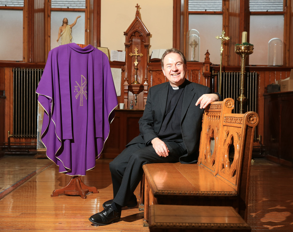 Redemptorist priest Fr Michael Murtagh has warm memories of his years at Clonard