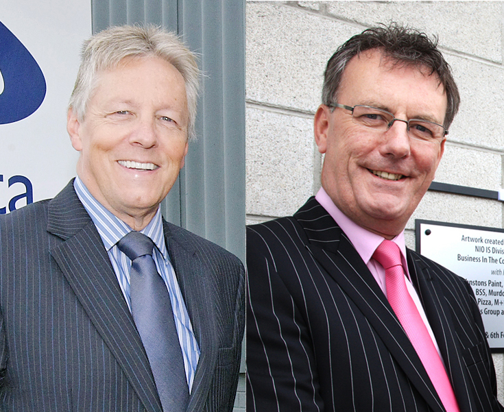 Peter Robinson and Mike Nesbitt have agreed to field a single unionist candidate in four constituencies