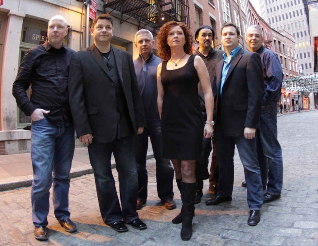 Celtic Cross, a family band that's been memorialising modern-day Irish immigration and the succeeding Irish-American experience since 1990