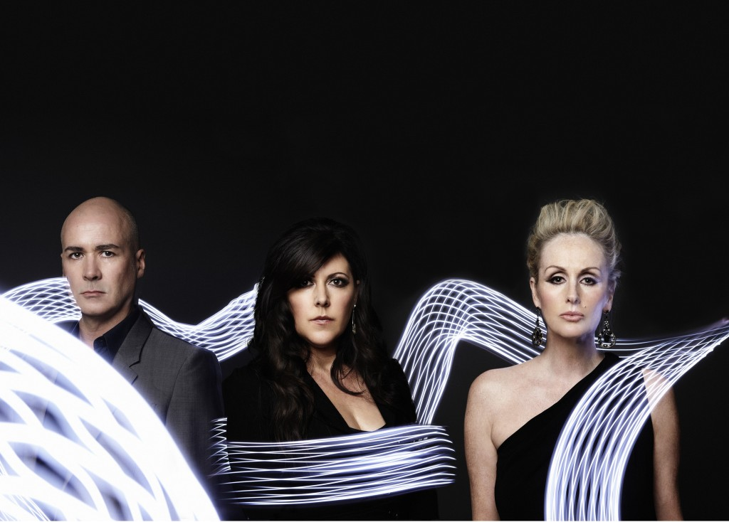 The Human League – Phil Oakey, Susan Ann Sulley and Joanne Catherall