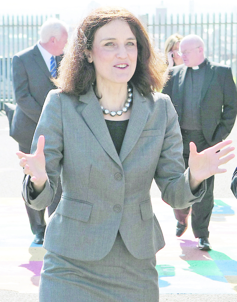 Secretary of State, Theresa Villiers