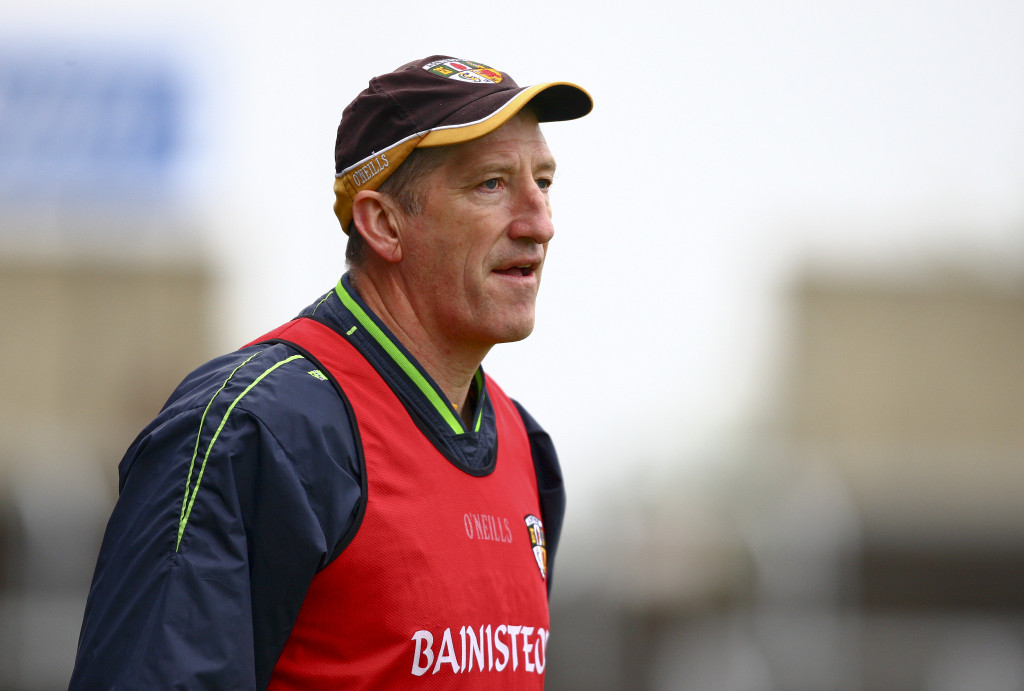 Kevin Ryan says his Antrim tenure will come to an end when his U21s exit the Championship – the bookies think he's on his way