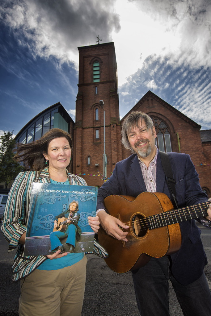 Anthony Toner (Eastside Arts Festival) and Eimear Ní Mhathúna (Cultúrlann McAdam Ó Fiaich) are teaming up for an evening to remember