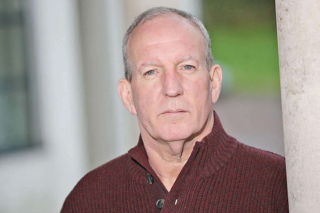 Bobby Storey says he doesn't think the death threat is connected to the killing of Kevin McGuigan
