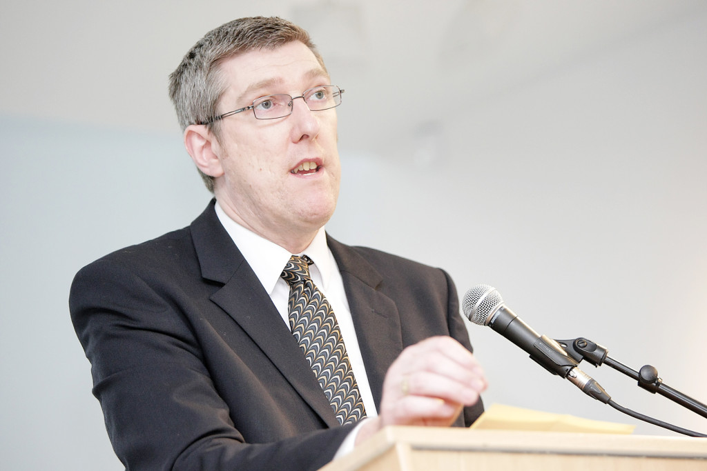 Education Minister John O'Dowd is seeking an urgent meeting with the PSNI to discuss the figures