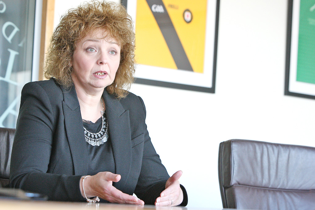 Culture, Arts and Leisure Minister Carál Ní Chuilín speaking to Daily Belfast about the progress of the Casement project