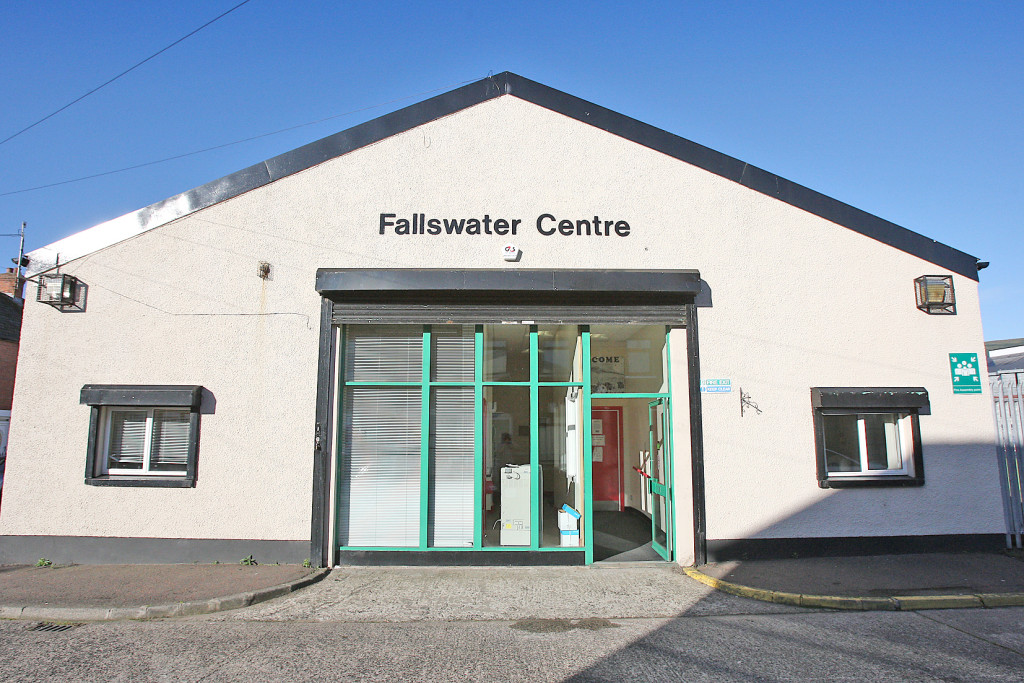 Users are concerned about the future of the Fallswater Day Centre