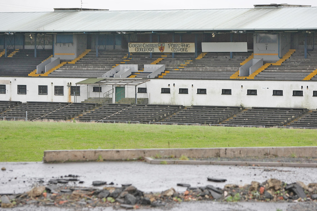 The redevelopment of Casement Park has stalled amidst wrangling over planning issues