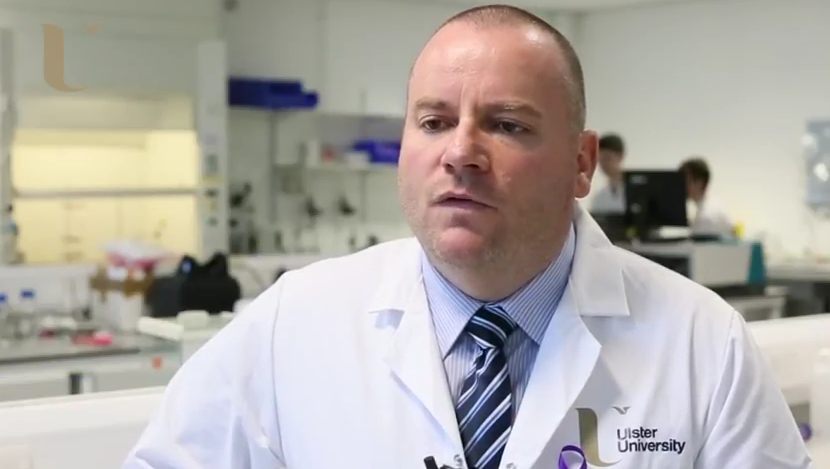 "Professor John Callan explains the ""highly novel and targeted"" new treatment for pancreatic cancer"