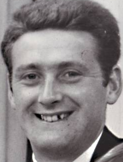 Crossmaglen man Harry Thornton was shot dead outside Springfield Road barracks in August 1971.