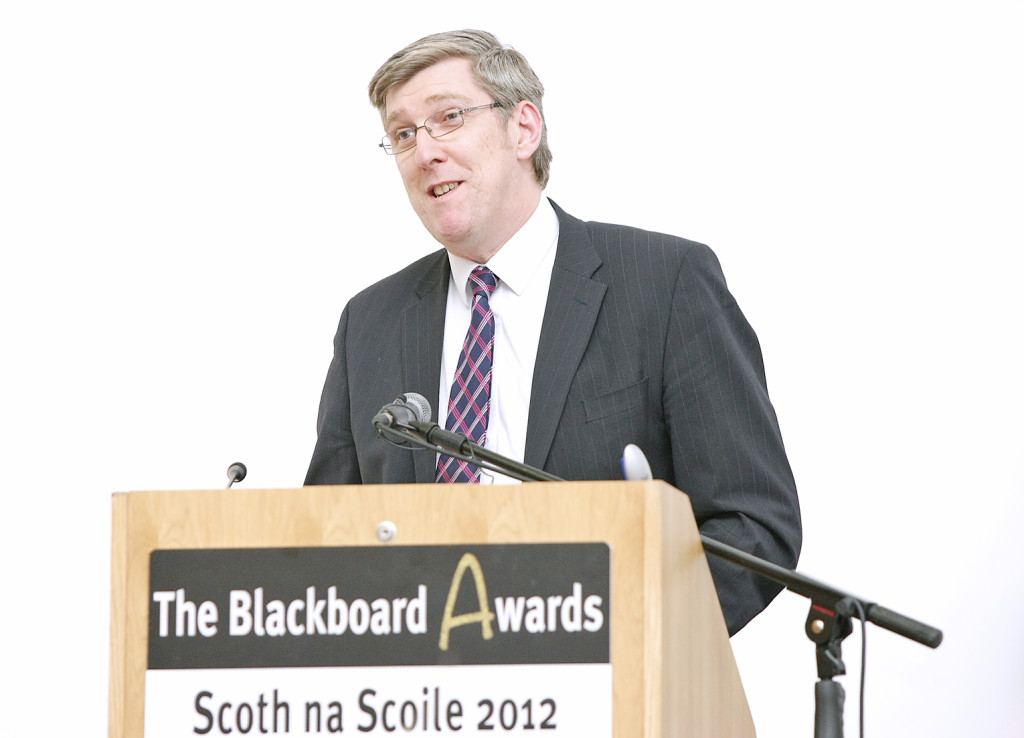 John O'Dowd says the new figures are proof that his policies are working