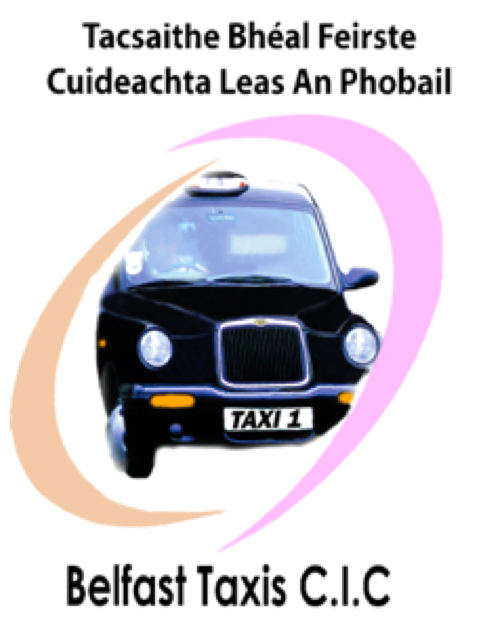 Belfast Taxis logo