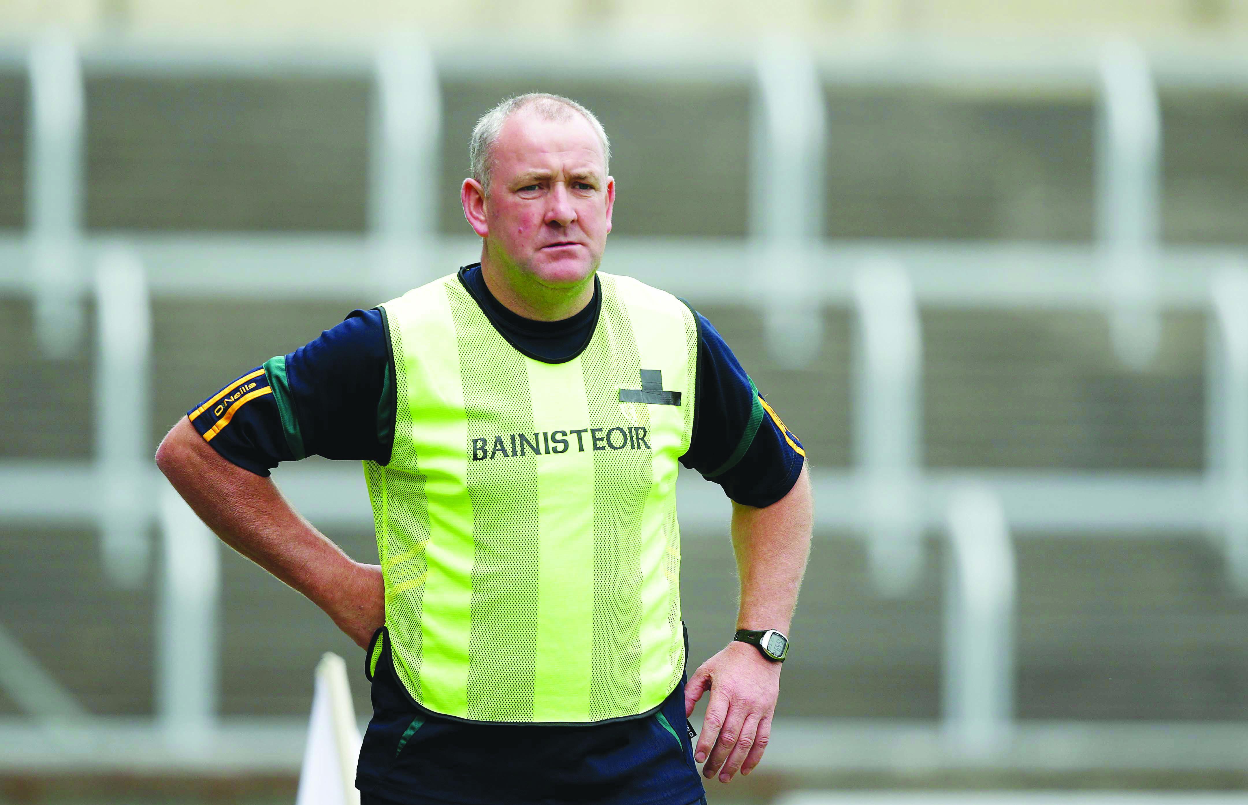 4ab75ab1d84384 Antrim boss accuses GAA of  elitism