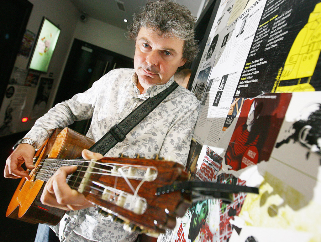 John Spillane has worked with some top musicians but has crafted his own unique style