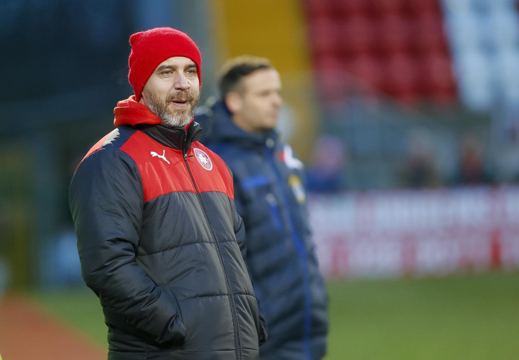 Cliftonville manager Gerard Lyttle insists his side will show Sport and Leisure Swifts the utmost respect when the sides clash in the sixth round of the Irish Cup on Saturday at Solitude.