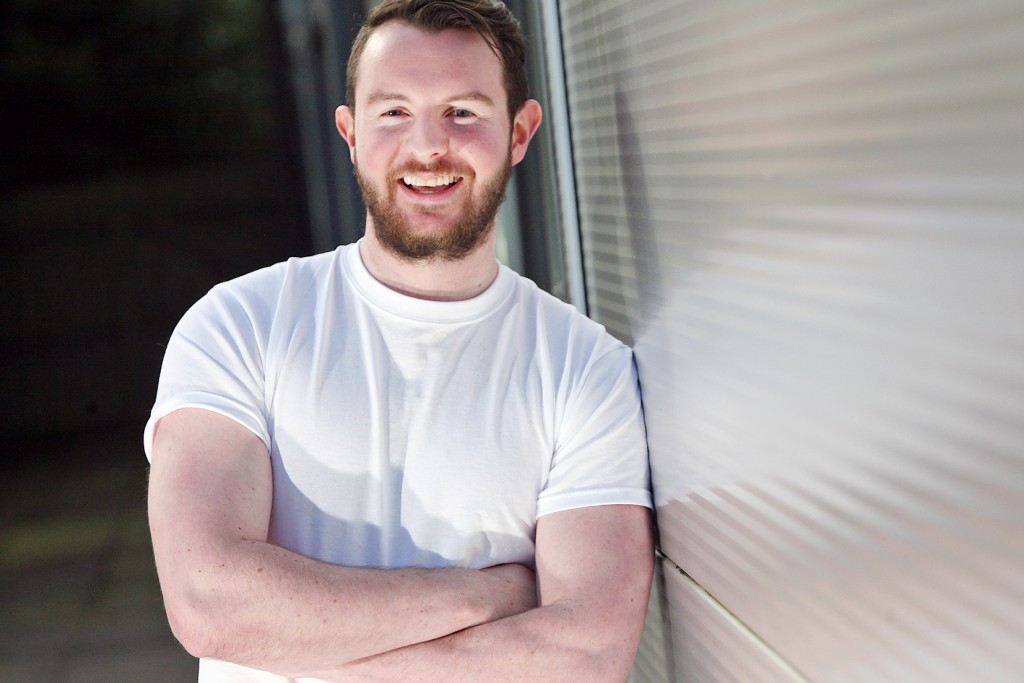 Cormac McDermott is seeking funding for his ambitious new venture