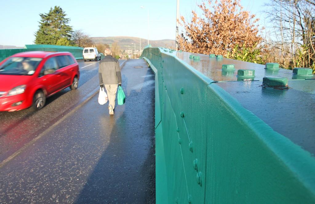 The Finaghy Bridge eyesore