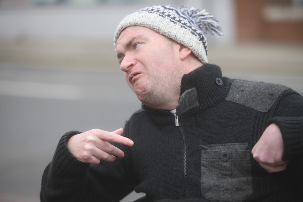 Glengormley man Martin McGurk says he will fight to overturn trafficking law