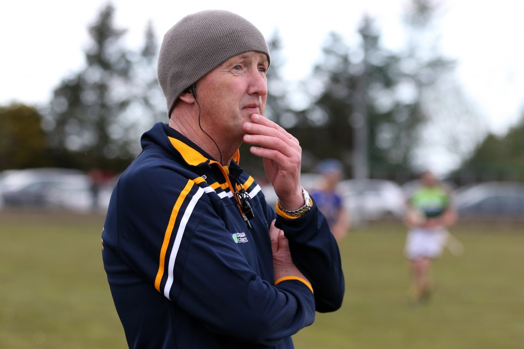 Antrim manager Dominic McKinley is expecting a close game when his side take on Down in the Christy Ring Cup semi-final in Loughgiel this Saturday