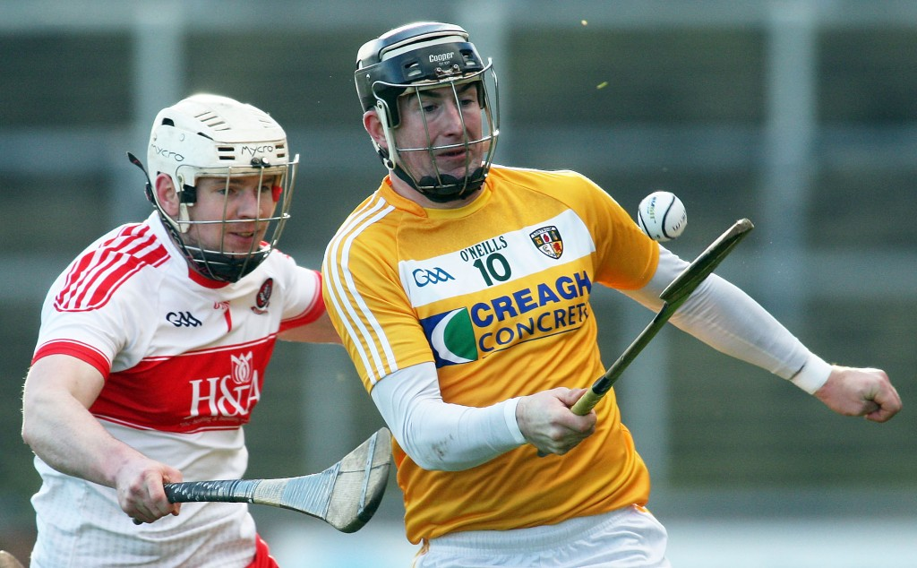 Antrim and Meath return to Croke Park on Saturday for the Christy Ring Cup final replay