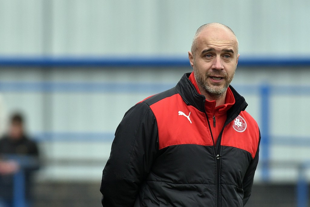 Cliftonville manager Gerard Lyttle admits Europa League opponents FC Differdange 03 are an unknown quantity