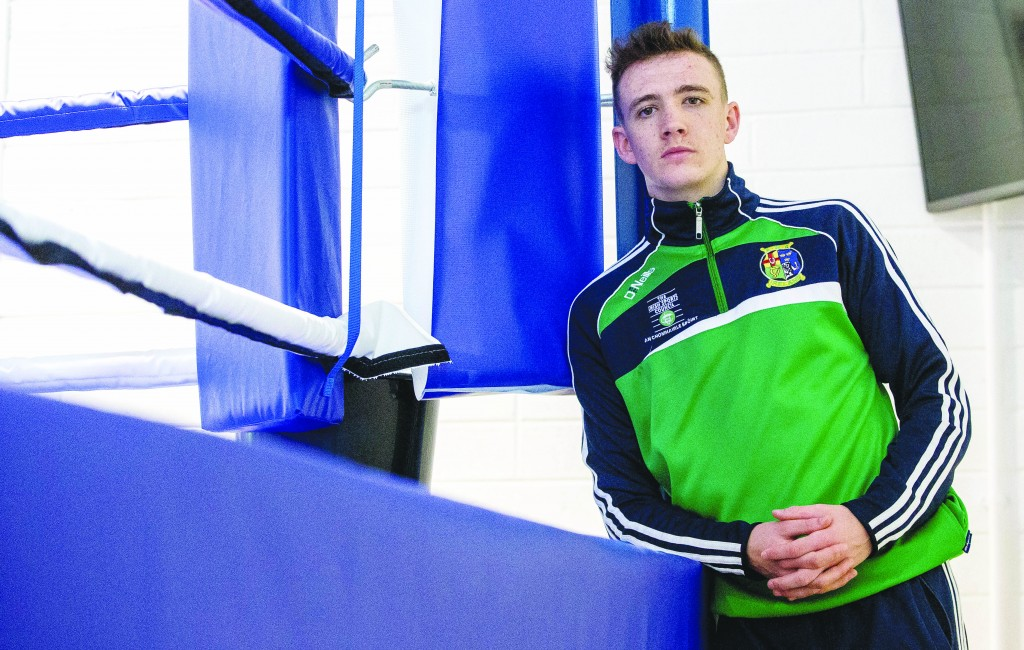 Brendan Irvine says he would be delighted with a medal of any colour in Rio but is going for gold