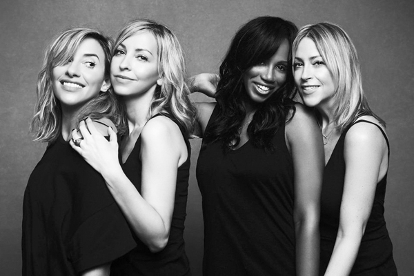 90s girl group All Saints will be playing the Féile Marquee on Sunday night