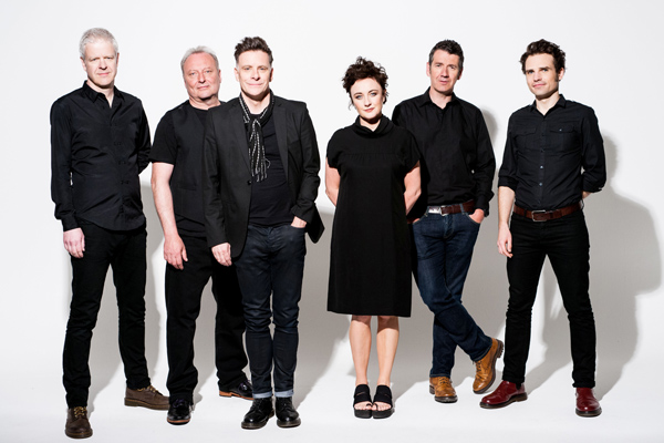 Deacon Blue frontman Ricky Ross tells fans what they can expect this weekend