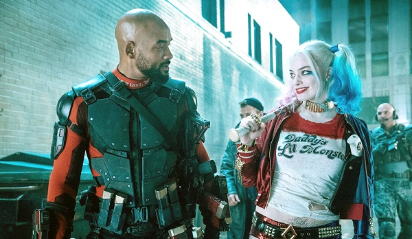 TEAM WORK: While fans have been looking forward to Suicide Squad, it's a little disappointing after all the hype