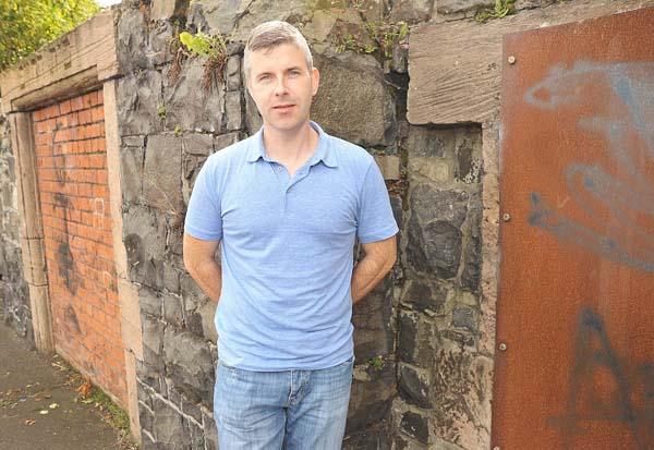Sinn Féin Councillor Steven Corr