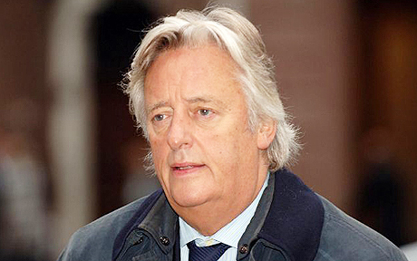 SHARING EXPERIENCES: Barrister and human rights campaigner Michael Mansfield QC