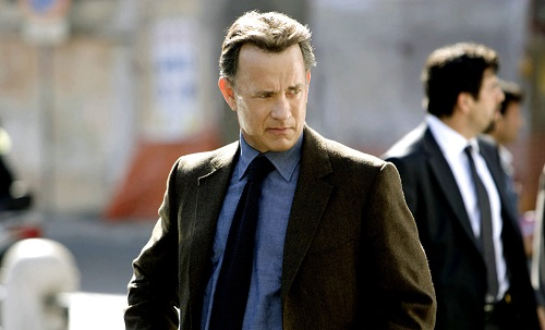 THE RETURN: Tom Hanks is back as Dr Robert Langdon