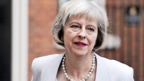 TRUST:British Prime Minister Theresa May says she'll negotiate on behalf of the north of Ireland