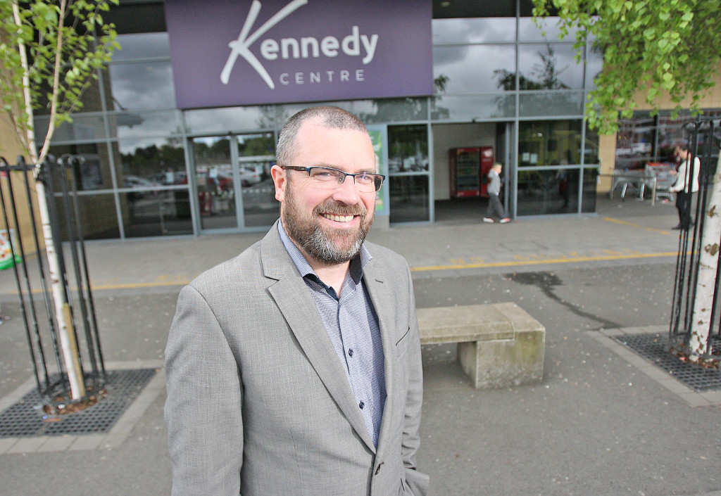West Belfast's Kennedy Centre complex will hear confessions for the first time