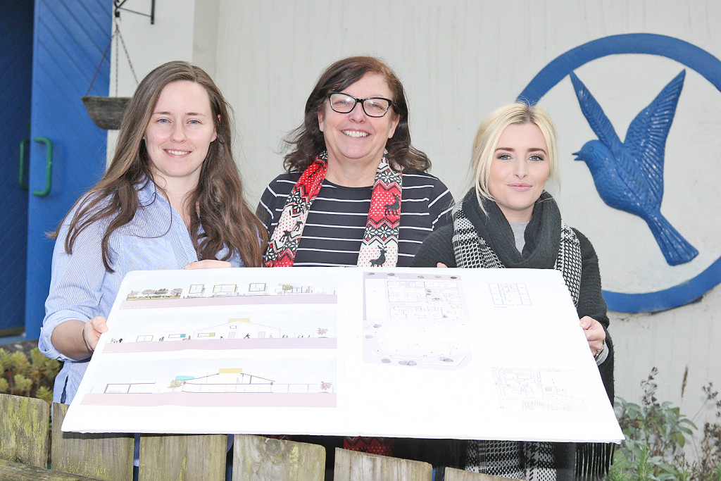 Irish centre gets go ahead
