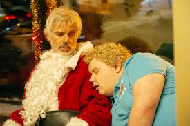BAD, BAD, BAD: Billy Bob Thornton is back as Bad Santa