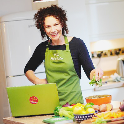 Belfast nutrition expert Jane McClenaghan will host the workshop at Glengormley Library on January 24.