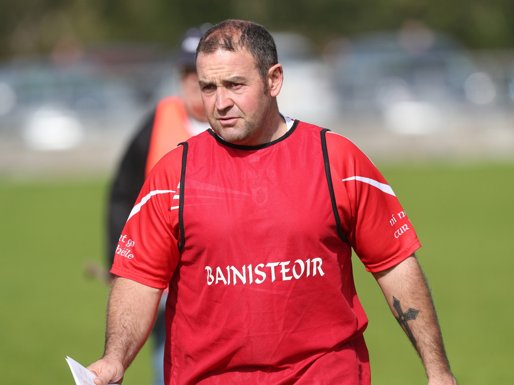 Lámh Dhearg manager Simon Wilson insists his side won't be fazed at the prospect of facing Kilkenny champions Mooncoin in Sunday's All-Ireland Club JHC semi-final in Trim