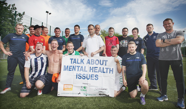 Shankill Juniors and St Patrick's FC have worked together for 30 years