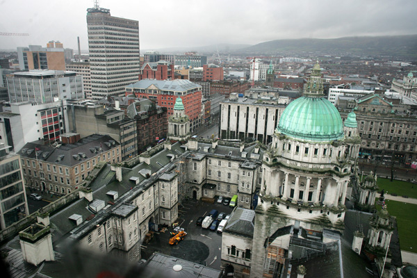 How do you think Belfast should look in 20 years? Now's your chance to have your say
