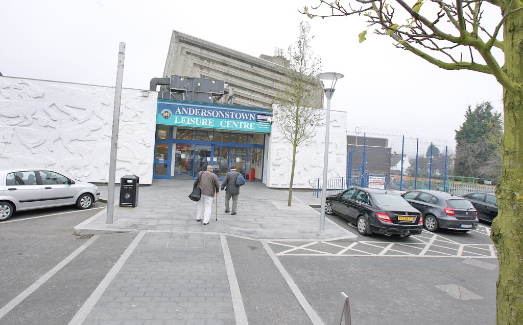 CONFUSION: There is confusion over the future plans for the redevelopment of Andersonstown Leisure Centre