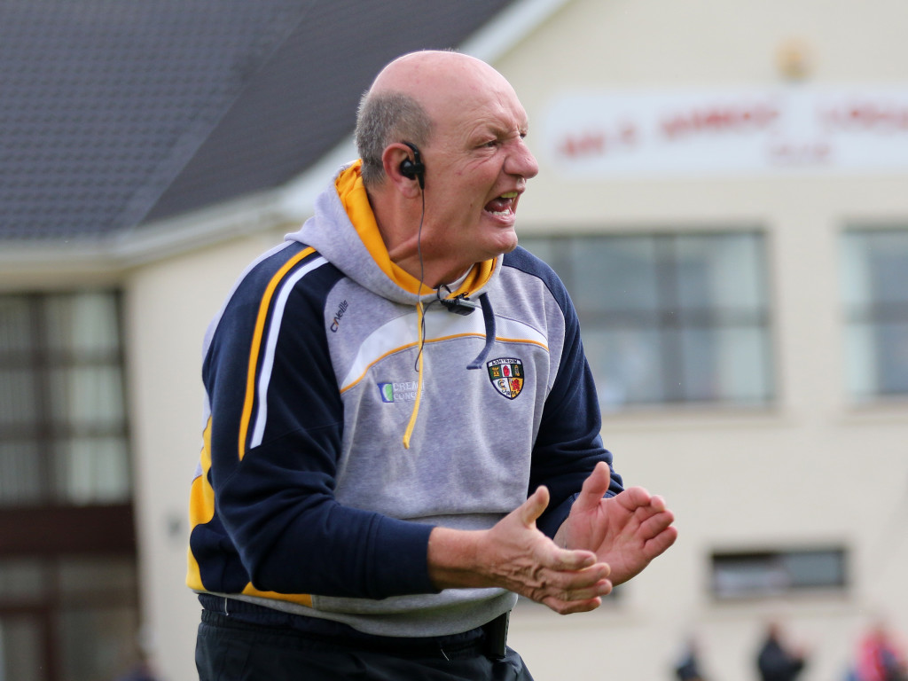 Antrim manager Terence 'Sambo' McNaughton  has hit out at the changes to the Senior Football Championship which he feels will have a negative impact on Ulster hurling