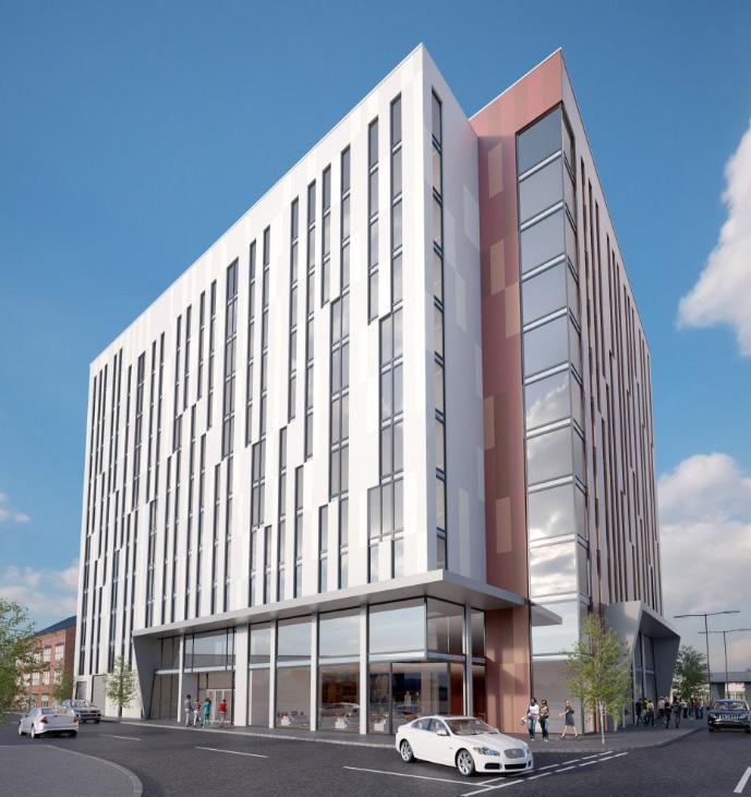 How the Little Patrick Street development will look