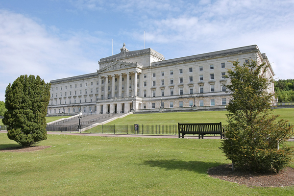 THREAT: Unionists at Stormont focused attention on Irish at school
