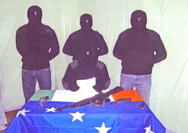 WARNING: IN 2015 a group with links to the INLA threatened to shoot drug dealers