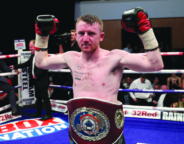 Paddy Barnes faces Nicaragua's Eliecer Quezada on Saturday for the WBO Inter-Continental flyweight title
