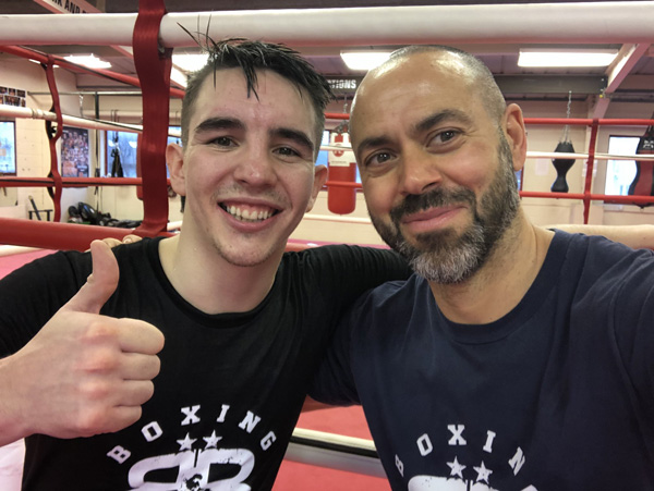 Michael Conlan: Former Olympian to team up with Adam Booth